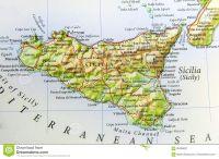 geografische-kaart-van-europees-land-itali-met-het-eiland-van-sicili-95388837